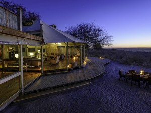 kalahari plains camp lodge