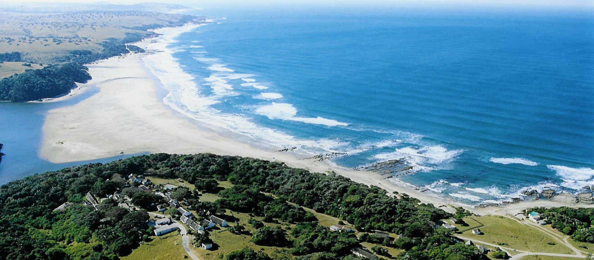 Eastern Cape Views From Above Ocean