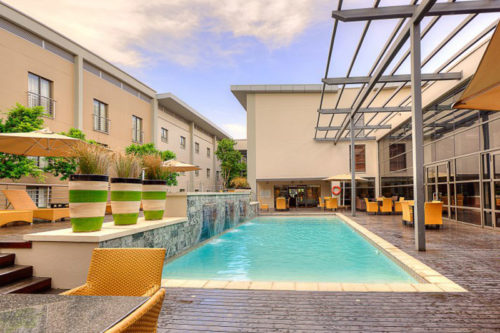 City Lodge OR Tambo Airport - Johannesburg - South Africa