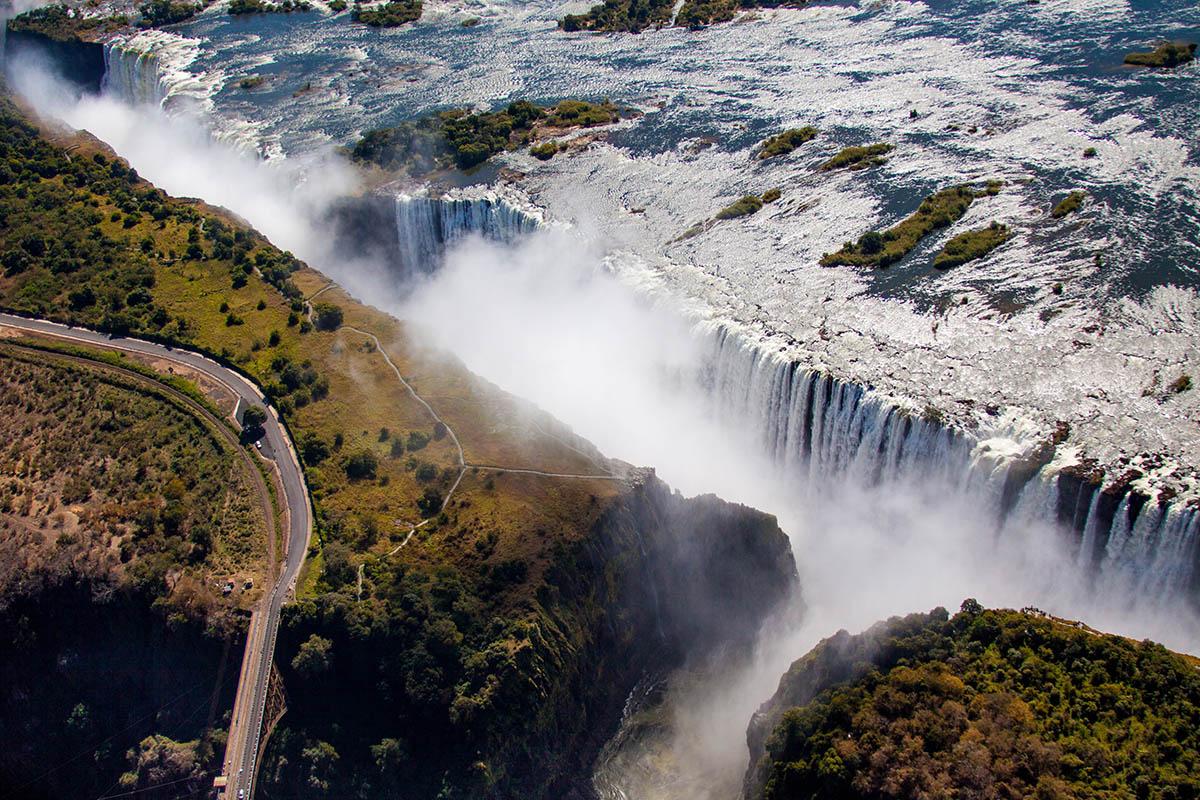 Elegant Southern Africa Honeymoon - South Africa - Victoria Falls