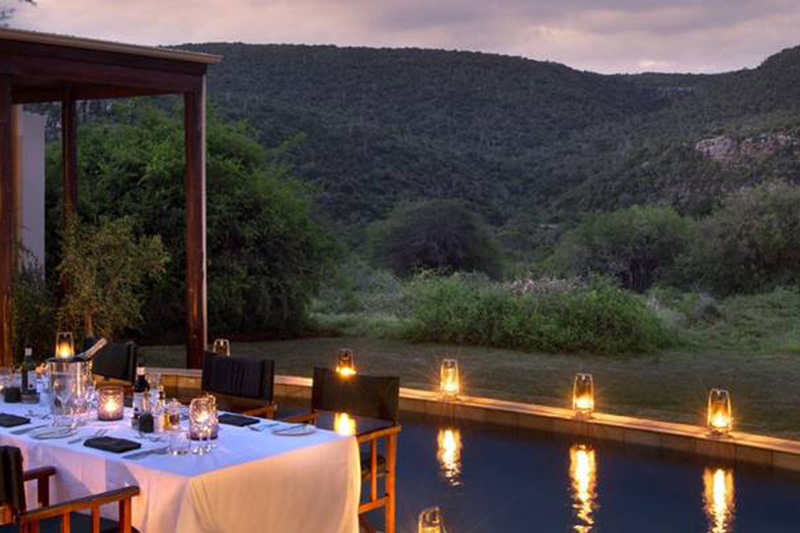 Longstay with Kwandwe Ecca - Safari Package - Special offer