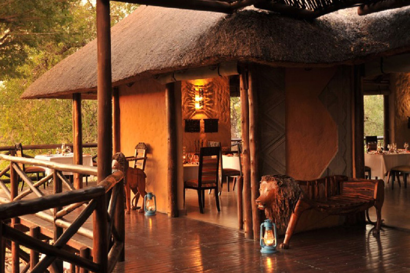 Lukimbi Safari Lodge south africa