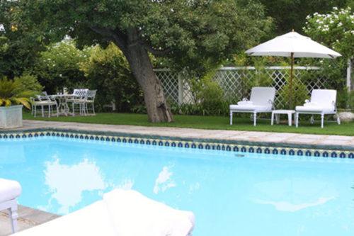 Rosenhof Country House - Gardens - Oudtshoorn - South Africa