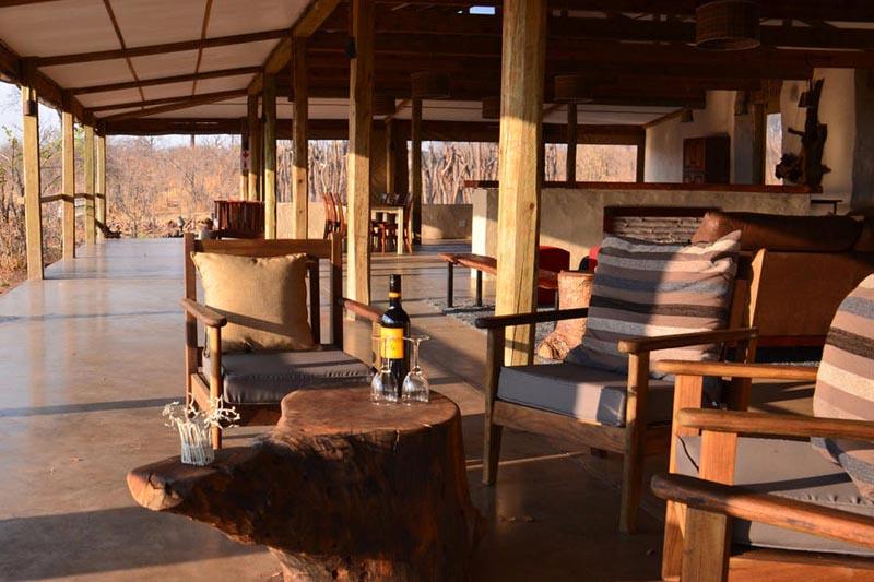 chobe elephant camp - botswana
