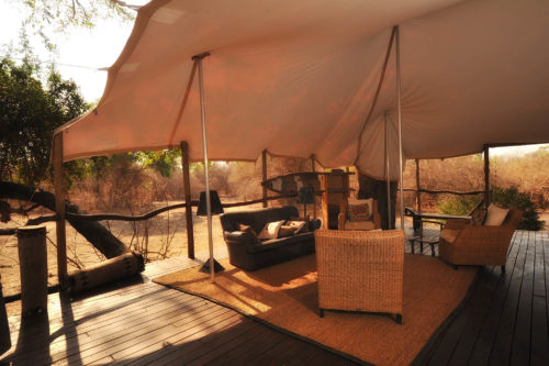 Kanga Camp - Mana Pools - Zimbabwe Accommodation