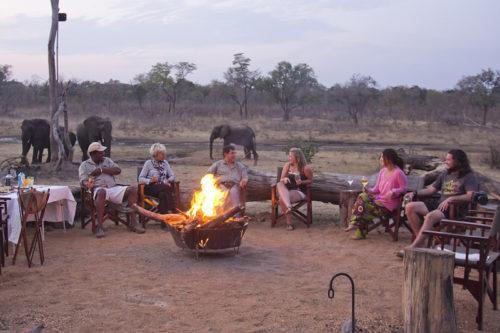 Khulu Lodge - Hwange National Park - Zimbabwe Safaris - Journey in Style