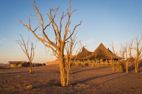 Little Kulala Camp - Namibia - Voyage2Africa - Sossusvlei - Journey in Style