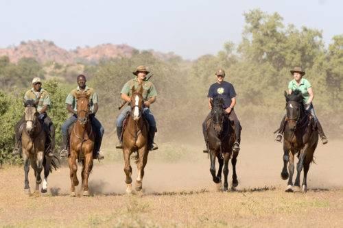 Mashatu Tented Camp - Northern Tuli Game Reserve - Botswana