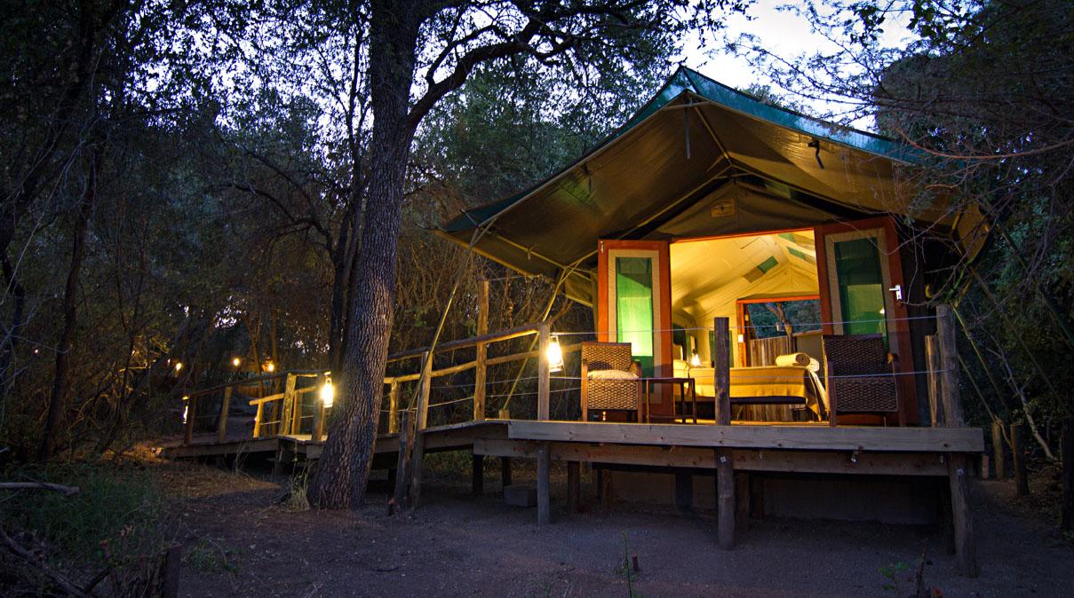 mashatu tented camp - botswana