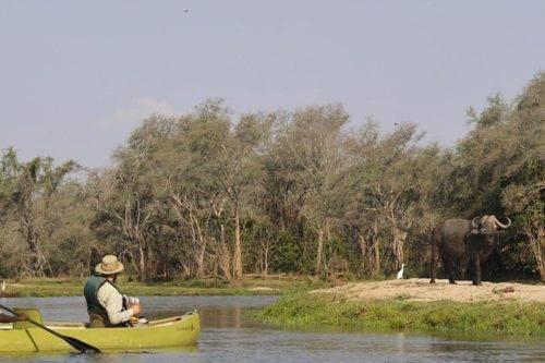 Old Mondoro Bushcamp zambia