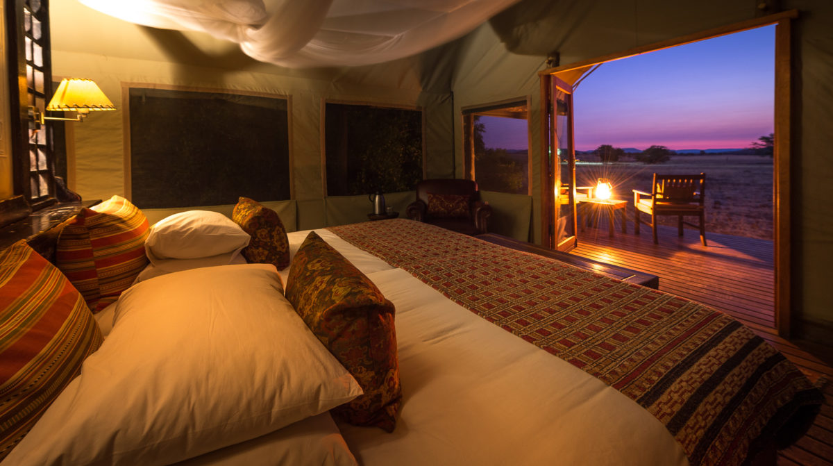 Desert Rhino Safari Camp